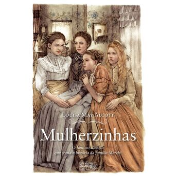 LEYA Livro 'As Mulherzinhas', Louisa May Alcott
