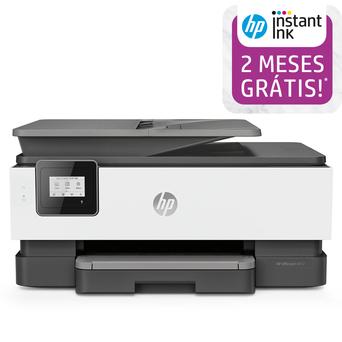 HP Multifunções OfficeJet 8012, A4, Wi-Fi - Oferta 2 Meses Grátis de Impressões Instant Ink