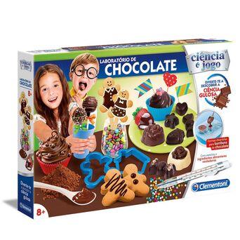 CLEMENTONI Brinquedo 'Laboratório de Chocolate', 8+ Anos
