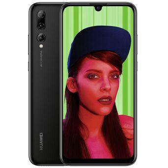 "HUAWEI Smartphone P Smart+ 2019, 6,1"", Hisilicon Kirin 710, 64 GB ROM, Preto"