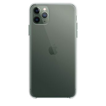 APPLE Capa para iPhone 11 Pro Max, Policarbonato e Poliuretano, Transparente