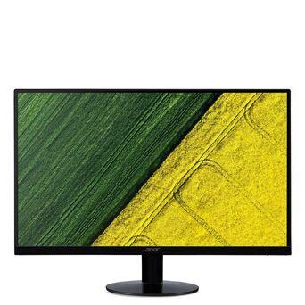 "Acer Monitor IPS Full HD SA270ABI, 27"", 1920 x 1080, Preto"