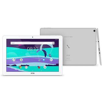 "SPC TELECOM Tablet Gravity Max, 10,1"", Quad Core Cortex A35, 16 GB ROM, Branco"