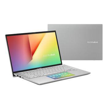 "ASUS Portátil VivoBook S14 S432FL-50AM5SB1, 14"", Intel® Core™ i5-10210U, 8 GB RAM, 512 GB SSD, Prateado"