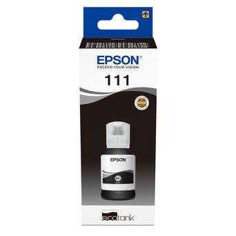 Epson Garrafa de Tinta 111, Preto, 120ml, C13T03M140