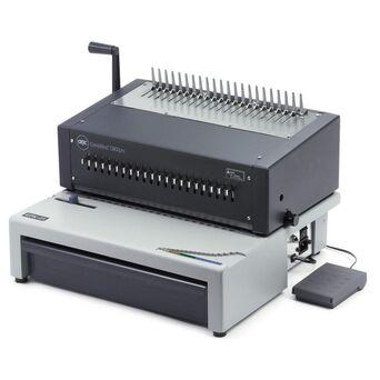 GBC Encadernadora Elétrica CombBind® C800Pro com Pedal, Argola Plástica de 21 Anéis, A4