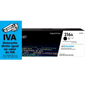 HP Toner LaserJet Original 216A, Preto, W2410A