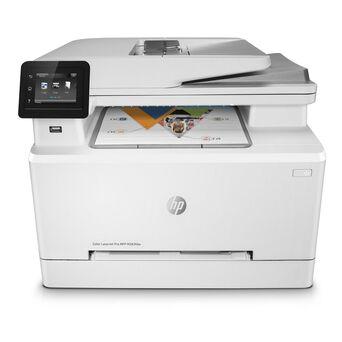 HP Multifunções LaserJet Pro M283FDW, A4, Wireless