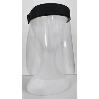 PEMETIL Viseira de Proteção Individual, Acetato PVC de 0,20 Mícrones