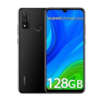 HUAWEI Smartphone P smart 2020, 6,21'', Kirin 710F 4-Core, 128 GB ROM, Preto