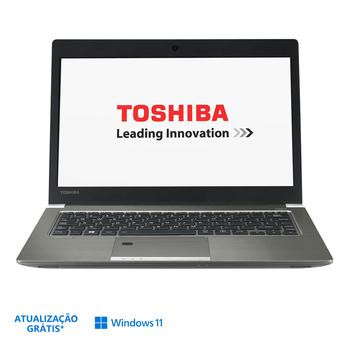 """TOSHIBA Portátil Portégé Z30-E-12M, 13,3"""", Intel® Core™ i5-8250, 8 GB RAM, 256 GB SSD, Cinzento"""