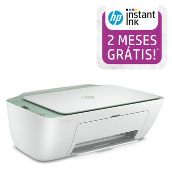 HP Multifunções Jato de Tinta DeskJet 2722, A4, Wireless - Oferta 2 Meses Grátis de Impressões Instant Ink