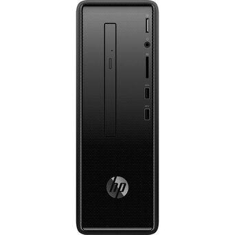 HP Computador Desktop 290-a0009np, AMD A6-9225, 8 GB RAM, 256 GB SSD, Preto