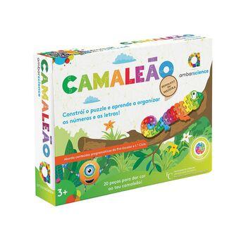 AMBAR Jogo 'Camaleão', 3+ Anos