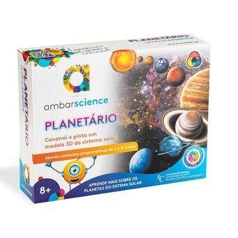 AMBAR Jogo 'Planetário', 8+ Anos