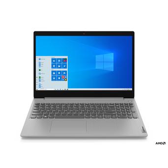 "Lenovo Portátil IdeaPad 3 15ADA-088, 15,6"", AMD Ryzen™ 5 3500U, 8 GB RAM, 512 GB SSD, Cinzento"