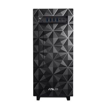 ASUS Computador Desktop S340MF-59D71PB1, Intel® Core™ i5-9400F, 8 GB RAM, 512 GB SSD, Preto