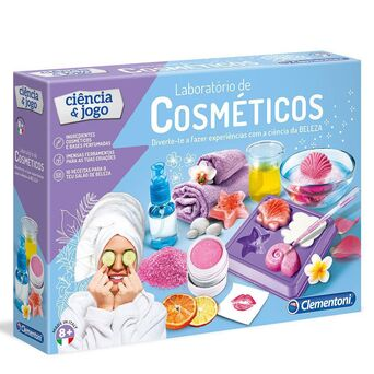 CLEMENTONI Brinquedo Laboratório de Cosméticos, 8+ Anos