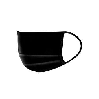 Máscara Social Reutilizável, Proteção Nível 3 DGS/Infarmed, 3 Camadas, Preto