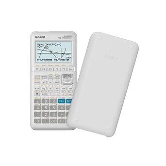 CASIO Calculadora Gráfica FX-9860GIII, 8 Linhas, 21 Dígitos, Cinzento