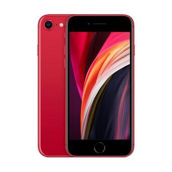 """APPLE iPhone SE, 4,7"""", A13 Bionic, 128 GB ROM, Vermelho, sem Carregador"""