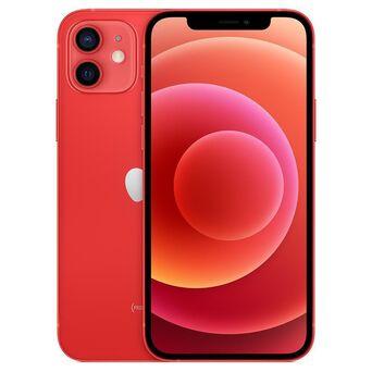 "APPLE Smartphone iPhone 12, 6,1"", A14 Bionic, 256 GB, Vermelho"