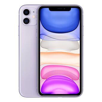 "APPLE iPhone 11, 6,1"", A13 Bionic, 128 GB ROM, Roxo"