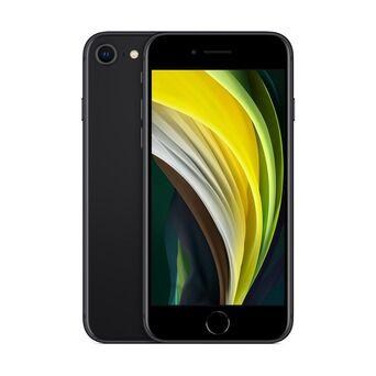 """APPLE iPhone SE, 4,7"""", A13 Bionic, 256 GB ROM, Preto, sem Carregador"""
