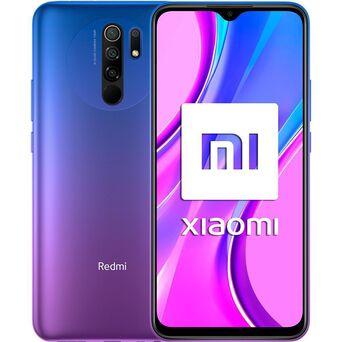 "XIAOMI Smartphone Redmi 9, 6,53"", MTK Helio G80, 64 GB ROM, Roxo"