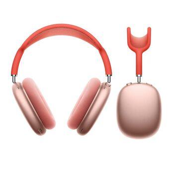 APPLE Auscultadores Over-ear AirPods Max, Bluetooth 5.0, 9 Microfones, Rosa