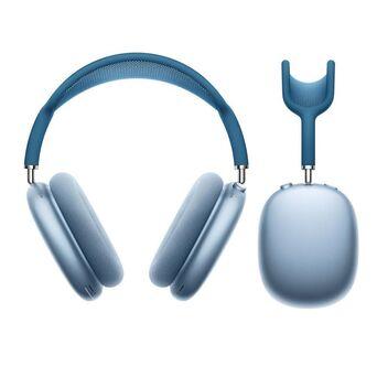 APPLE Auscultadores Over-ear AirPods Max, Bluetooth 5.0, 9 Microfones, Azul