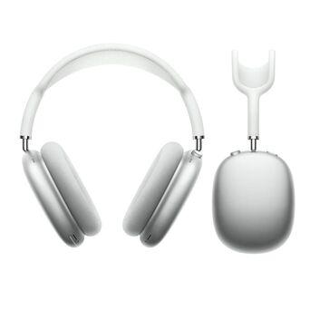 APPLE Auscultadores Over-ear AirPods Max, Bluetooth 5.0, 9 Microfones, Prateado