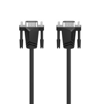 hama Cabo VGA (M) – VGA (M), FHD, Preto