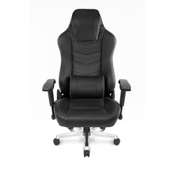 AKRACING Cadeira Gaming Office Onyx P, Pele Sintética, Preto