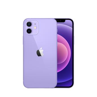 "APPLE Smartphone iPhone 12, 6,1"", A14 Bionic, 128 GB, Roxo"