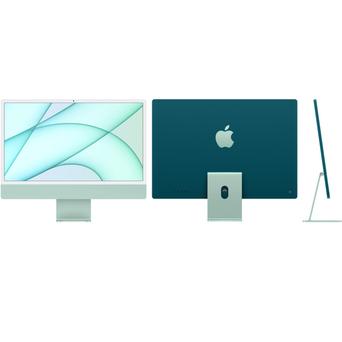 """APPLE iMac 21, 24"""", M1 CPU 8‑core, 8 GB RAM, 256 GB SSD, Verde"""