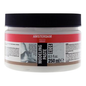 AMSTERDAM Pasta para Modelar, 250 ml