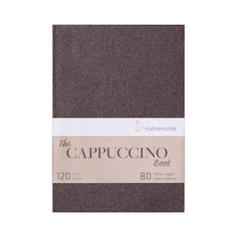 Hahnemuehle Bloco de Desenho Cappuccino, A5, 120 g/m2, 40 Folhas