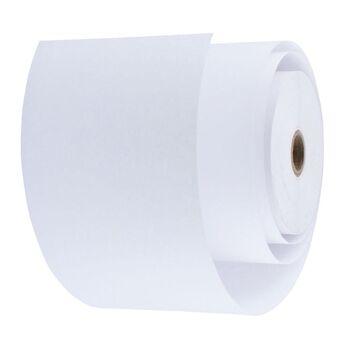 Staples Rolo Térmico para Multibanco, 57 x 46 x 12 mm, Branco, Embalagem de 10 Unidades