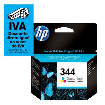 HP Tinteiro Original 344, Cor, Individual, C9363EE