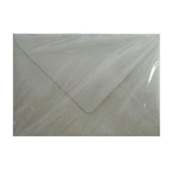 Staples Envelope Decorativo, 120 x 170 mm, Prateado