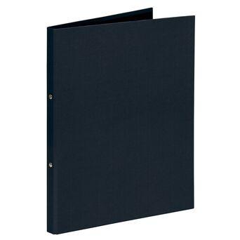 Staples Dossier Liso A4, Lombada de 20 mm, Preto